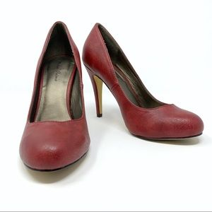 Michael Antonio Red Heels Size 8